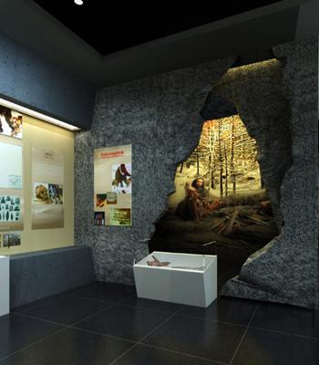 博物馆,展厅